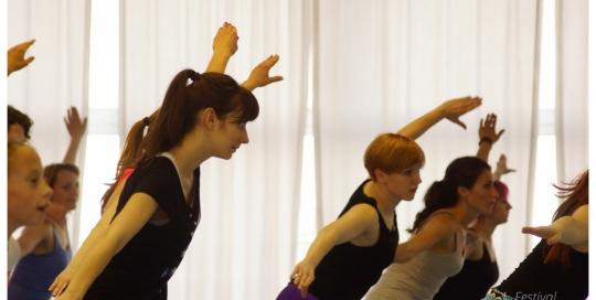 1. Festival plesem zase - apr 2014