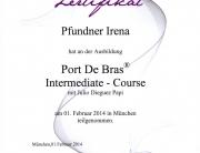 17. Port De Bras - Intermediate